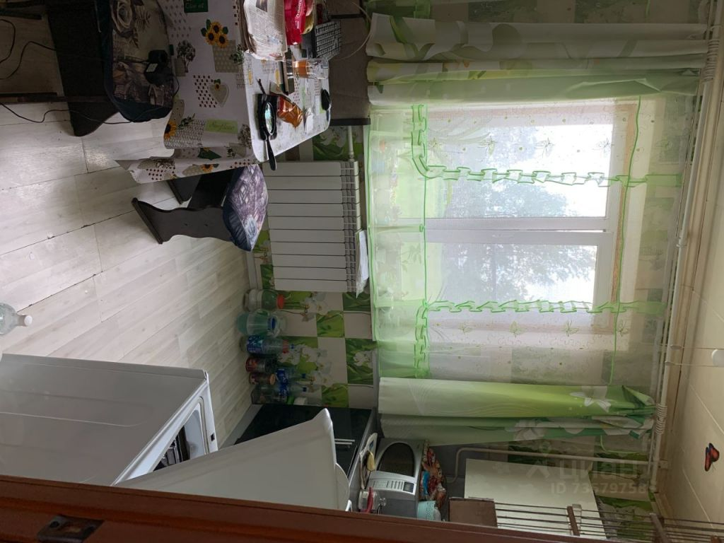 Продажа однокомнатной квартиры рабочий посёлок Сычёво, цена 1500000 рублей, 2021 год объявление №625491 на megabaz.ru