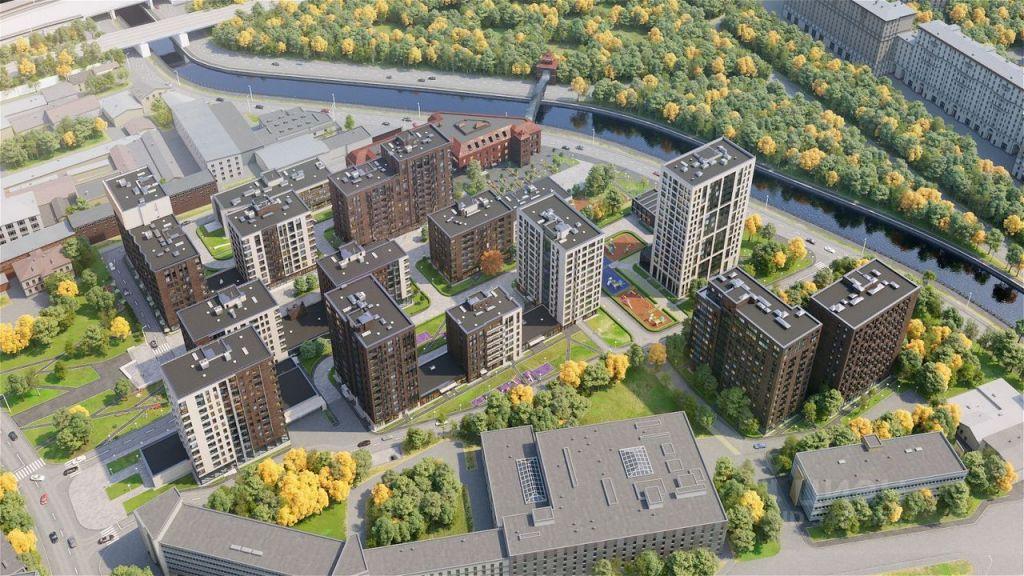 Продажа двухкомнатной квартиры Москва, метро Электрозаводская, цена 22450000 рублей, 2021 год объявление №658805 на megabaz.ru