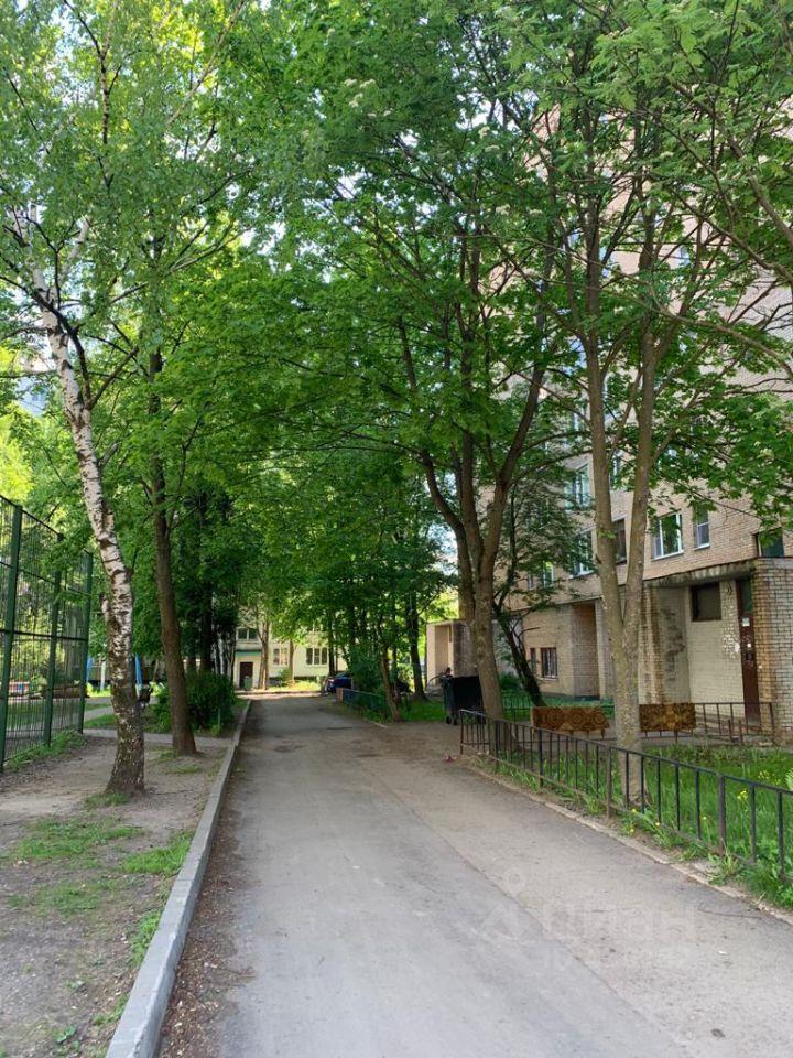 Продажа трёхкомнатной квартиры Голицыно, метро Славянский бульвар, Советская улица 58, цена 6300000 рублей, 2021 год объявление №626557 на megabaz.ru
