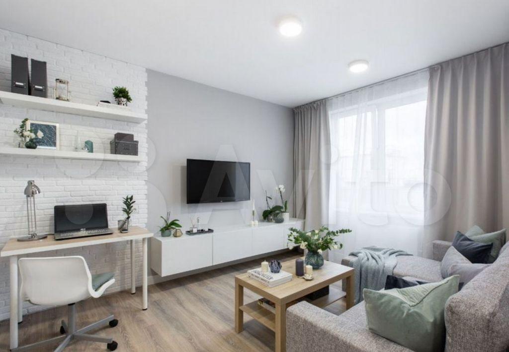 Продажа двухкомнатной квартиры деревня Пирогово, цена 4762000 рублей, 2021 год объявление №636326 на megabaz.ru