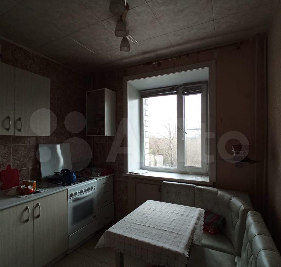 Продажа однокомнатной квартиры Ликино-Дулёво, Коммунистическая улица 14, цена 1800000 рублей, 2021 год объявление №628164 на megabaz.ru