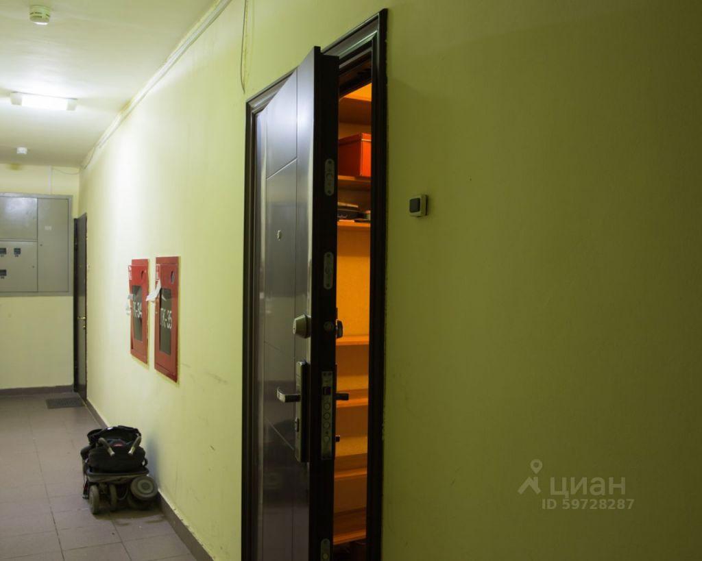 Аренда однокомнатной квартиры Москва, метро Кунцевская, Истринская улица 6, цена 45000 рублей, 2021 год объявление №1405358 на megabaz.ru