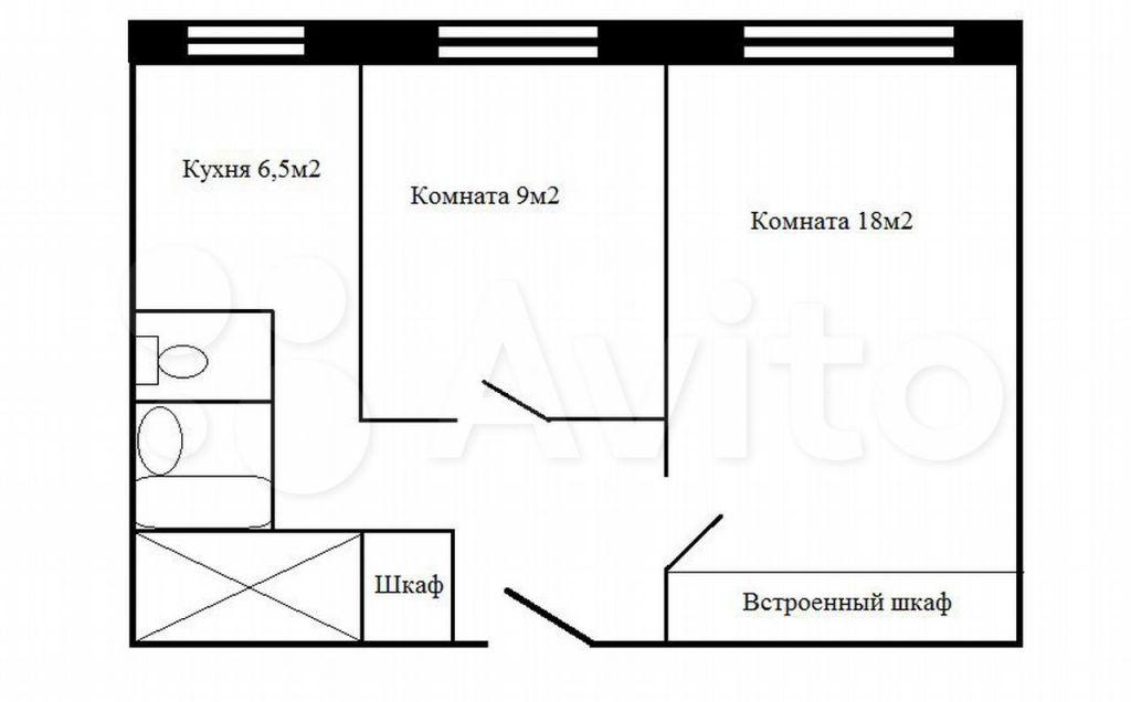 Продажа двухкомнатной квартиры Москва, метро Улица Академика Янгеля, Медынская улица 2к2, цена 9200000 рублей, 2021 год объявление №628707 на megabaz.ru