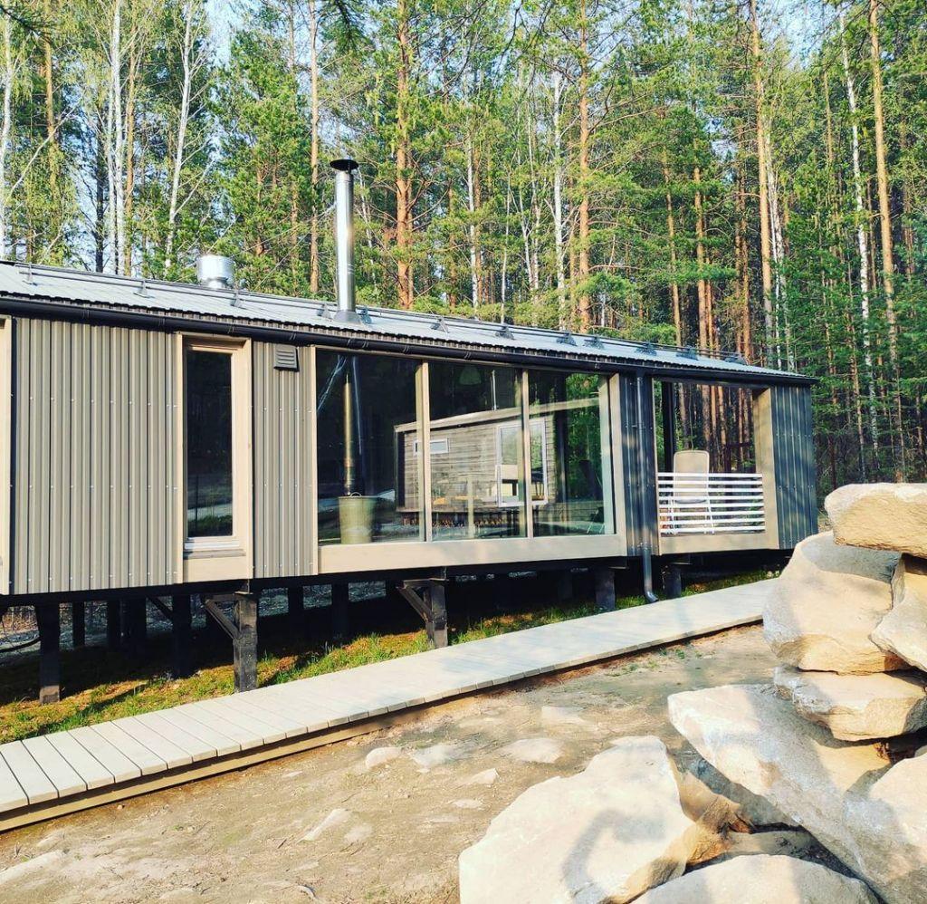 Аренда дома село Булатниково, цена 100000 рублей, 2021 год объявление №1397068 на megabaz.ru