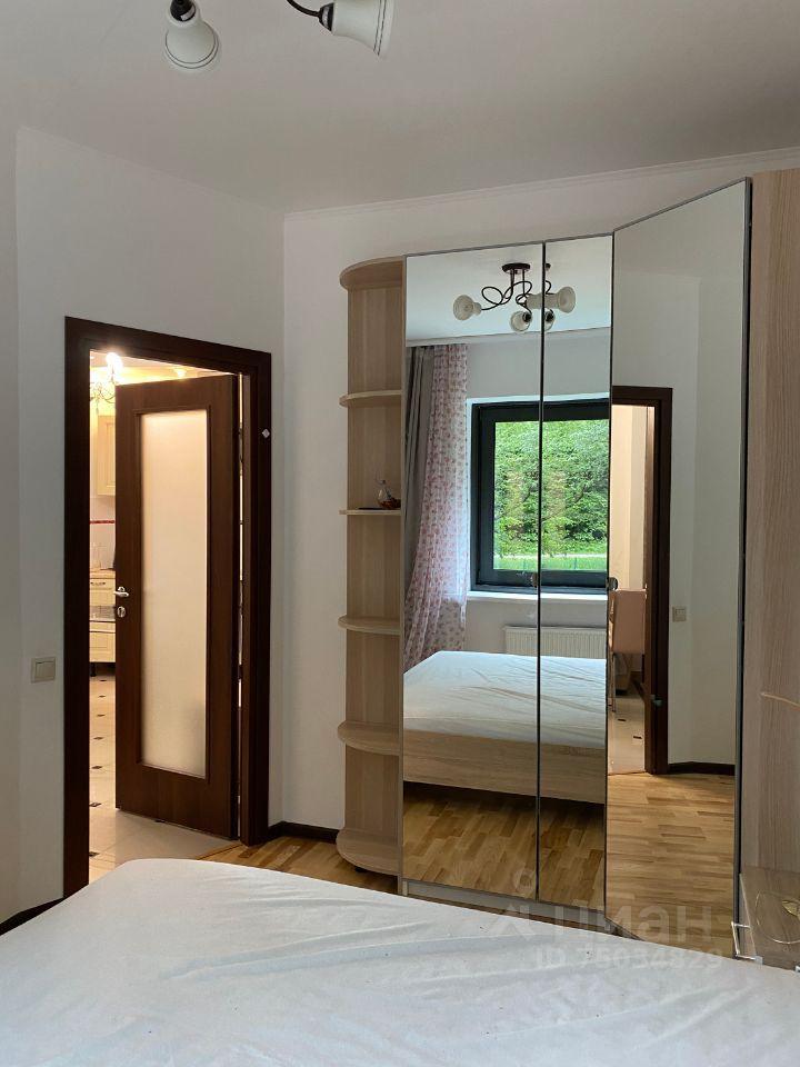 Аренда двухкомнатной квартиры деревня Подолино, Лесная улица 8, цена 30000 рублей, 2021 год объявление №1412558 на megabaz.ru