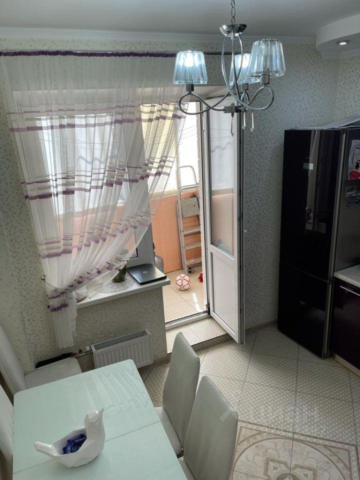 Продажа однокомнатной квартиры поселок Мебельной фабрики, Заречная улица 5, цена 6500000 рублей, 2021 год объявление №639106 на megabaz.ru