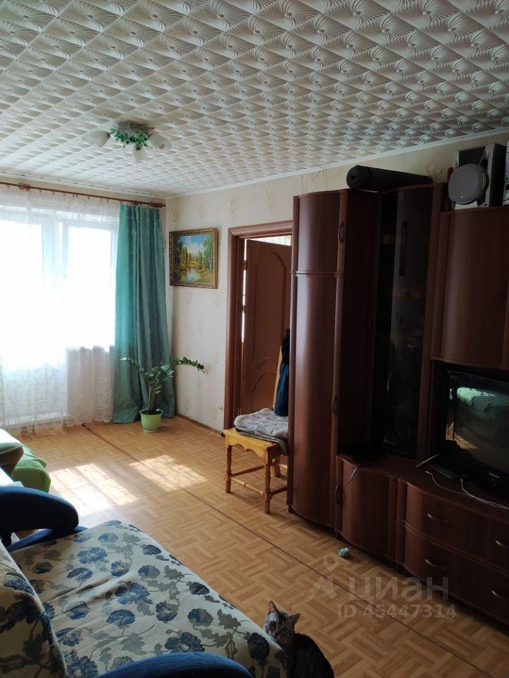 Продажа трёхкомнатной квартиры село Заворово, метро Выхино, цена 3090000 рублей, 2021 год объявление №628360 на megabaz.ru