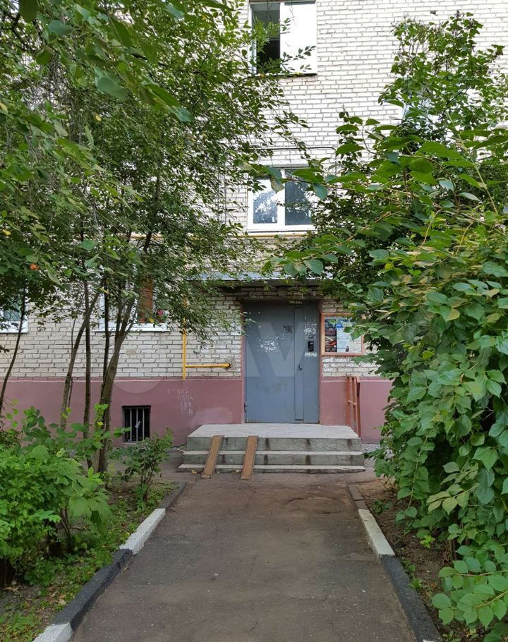 Продажа двухкомнатной квартиры Сергиев Посад, Воробьёвская улица 25, цена 3150000 рублей, 2021 год объявление №661696 на megabaz.ru