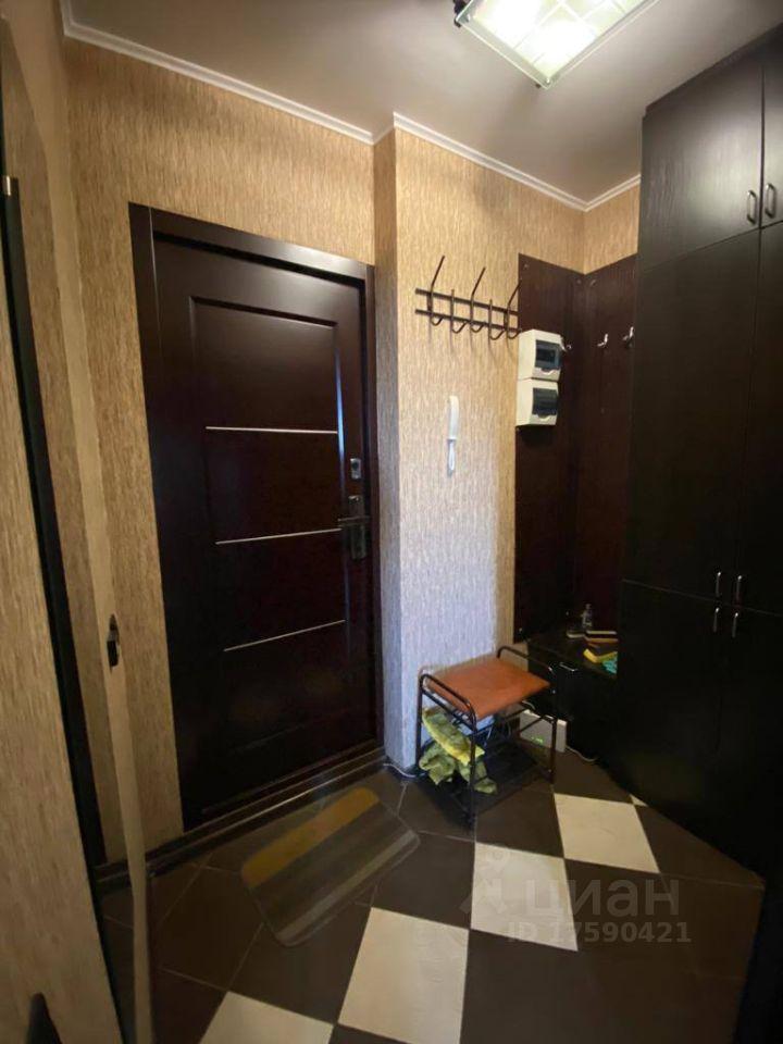 Продажа однокомнатной квартиры Москва, метро Красносельская, Русаковская улица 11, цена 10750000 рублей, 2021 год объявление №628443 на megabaz.ru