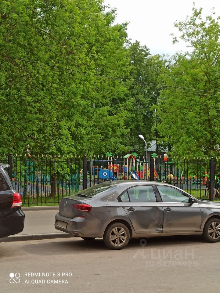Продажа однокомнатной квартиры поселок Щапово, метро Кутузовская, цена 6800000 рублей, 2021 год объявление №631168 на megabaz.ru