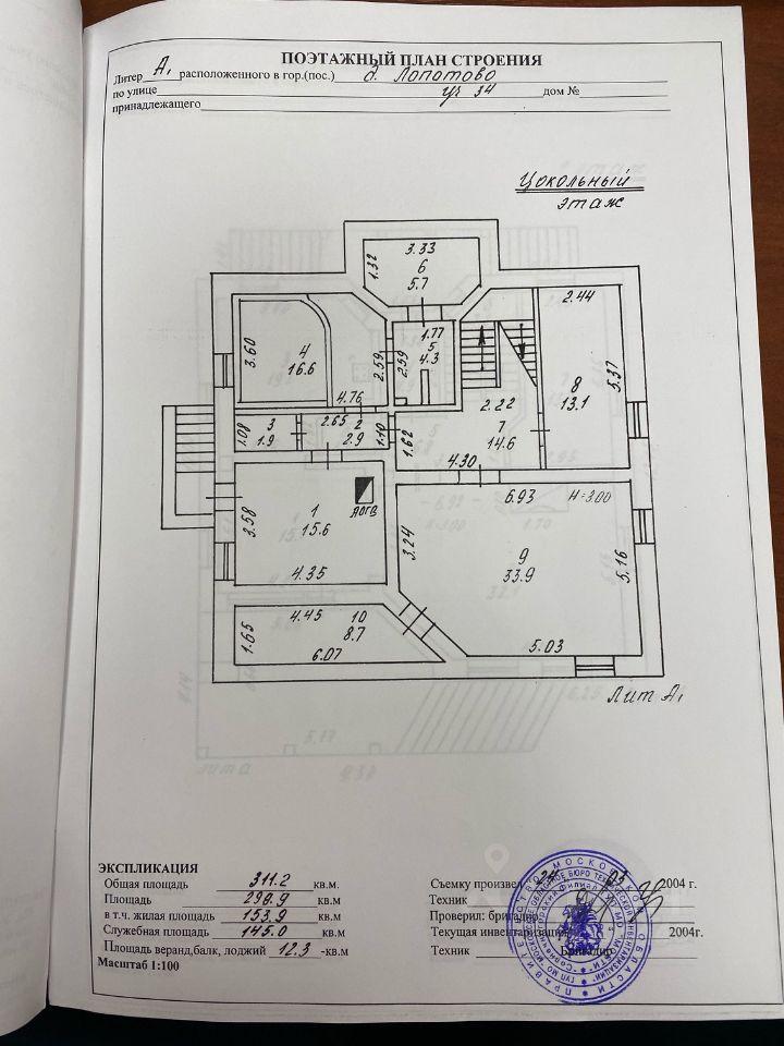 Продажа дома деревня Лопотово, метро Пятницкое шоссе, цена 35000000 рублей, 2021 год объявление №620237 на megabaz.ru