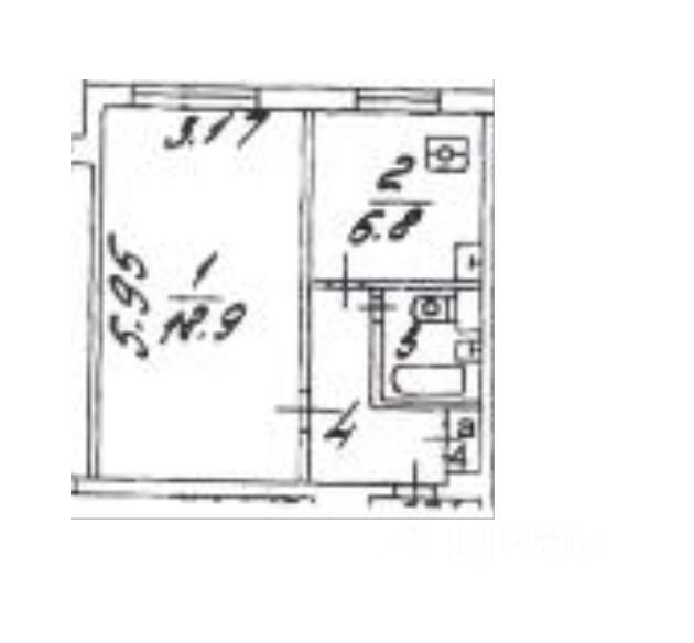 Продажа однокомнатной квартиры Москва, метро Свиблово, Палехская улица 11, цена 7400000 рублей, 2021 год объявление №628877 на megabaz.ru