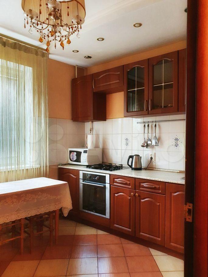 Продажа однокомнатной квартиры Руза, Ульяновская улица 5, цена 3100000 рублей, 2021 год объявление №631309 на megabaz.ru