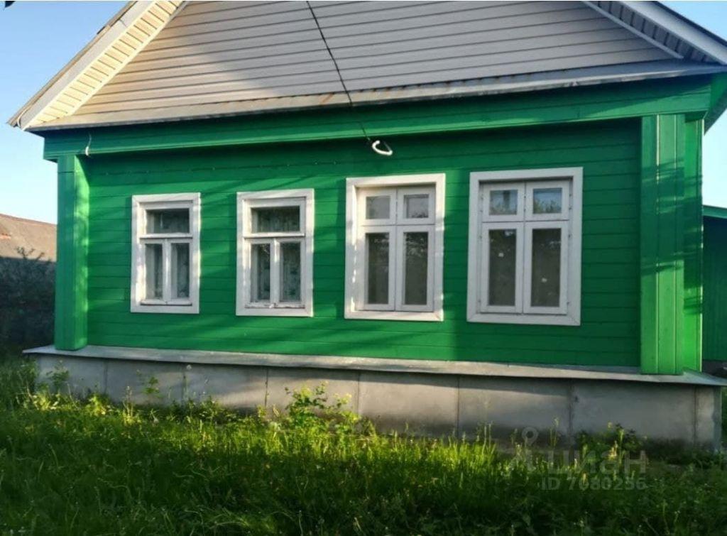 Продажа дома деревня Губино, цена 2500000 рублей, 2021 год объявление №630404 на megabaz.ru