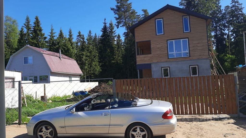 Продажа дома деревня Повадино, цена 6950000 рублей, 2021 год объявление №646579 на megabaz.ru
