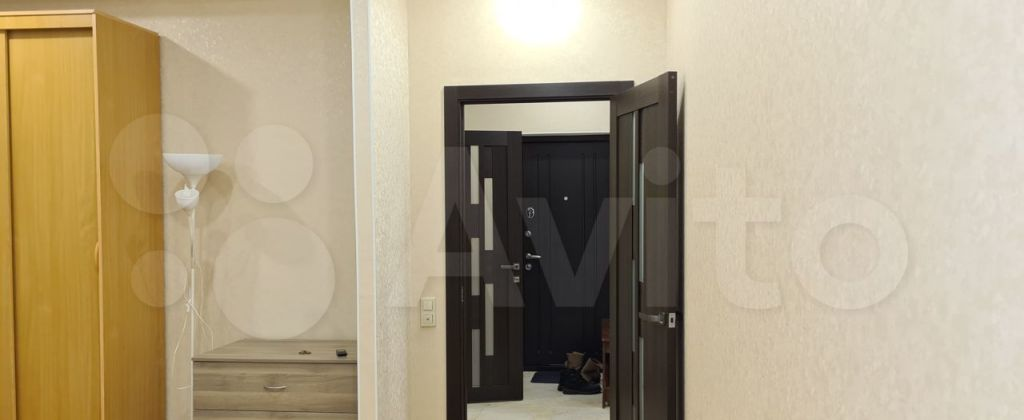 Аренда однокомнатной квартиры поселок Аничково, цена 17000 рублей, 2021 год объявление №1425949 на megabaz.ru