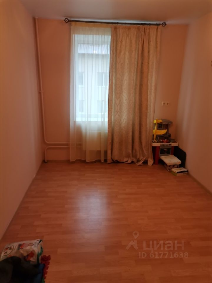 Продажа трёхкомнатной квартиры деревня Мотяково, цена 6200000 рублей, 2021 год объявление №629017 на megabaz.ru