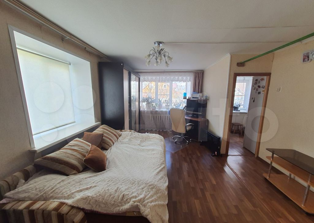 Продажа однокомнатной квартиры деревня Горетово, Армейская улица 3, цена 1450000 рублей, 2021 год объявление №629181 на megabaz.ru