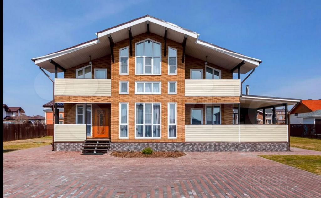 Продажа дома деревня Покровское, Покровский бульвар, цена 37000000 рублей, 2021 год объявление №661895 на megabaz.ru