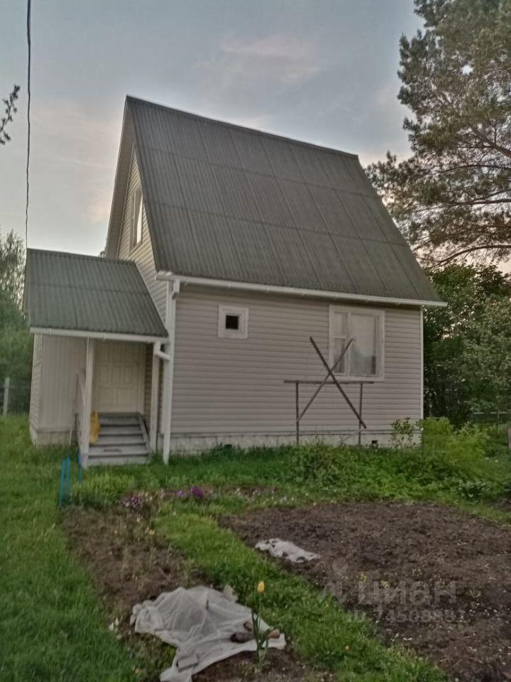 Продажа дома садовое товарищество Энтузиаст, цена 2000000 рублей, 2021 год объявление №634701 на megabaz.ru