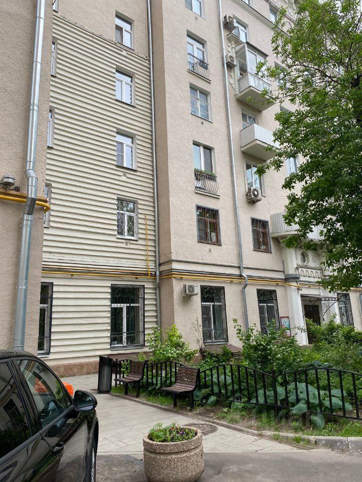 Аренда трёхкомнатной квартиры Москва, метро Добрынинская, Валовая улица 31, цена 115000 рублей, 2021 год объявление №1401152 на megabaz.ru