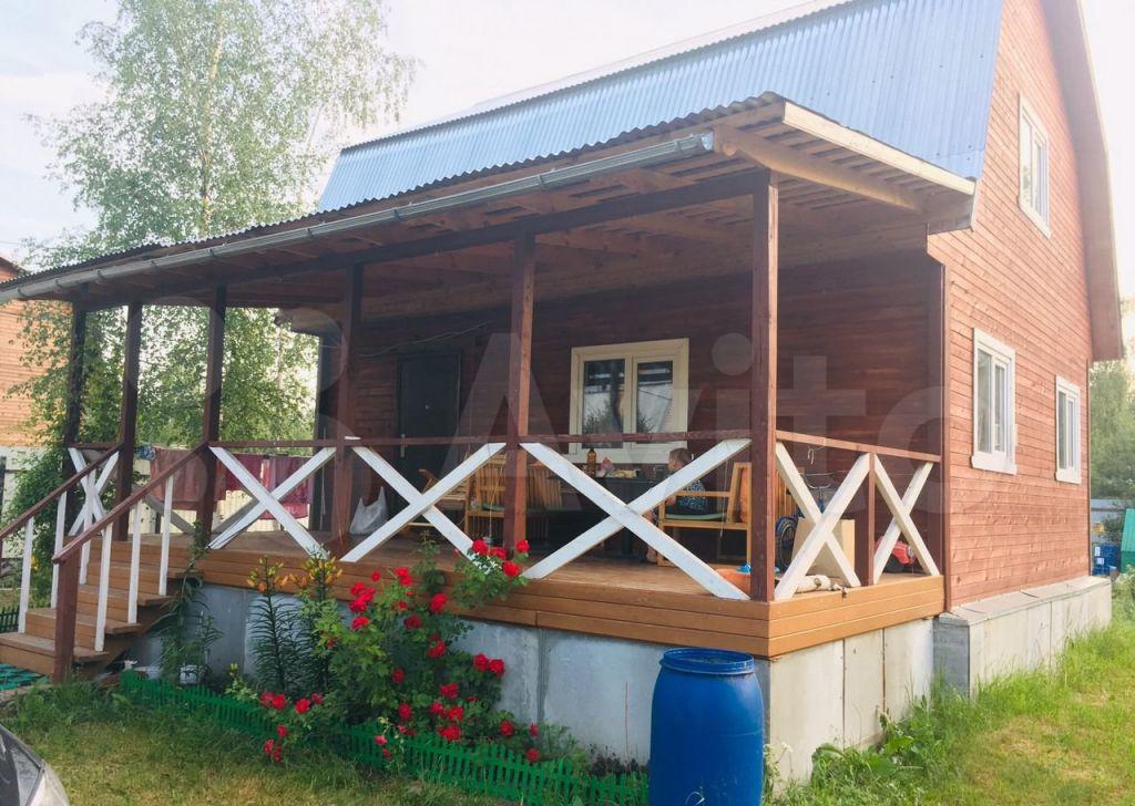 Продажа дома садовое товарищество Автомобилист, цена 2000000 рублей, 2021 год объявление №611032 на megabaz.ru