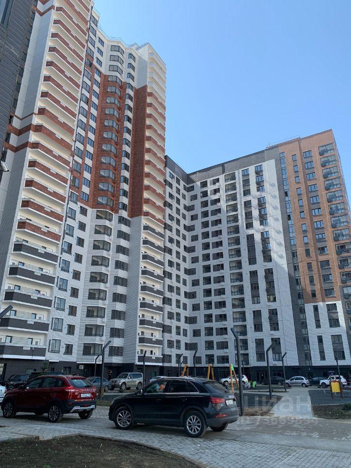 Продажа однокомнатной квартиры поселок Битца, Парковая улица 3, цена 7500000 рублей, 2021 год объявление №641808 на megabaz.ru