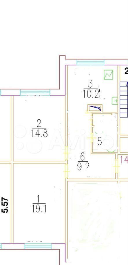 Аренда двухкомнатной квартиры Москва, метро Кожуховская, 2-й Южнопортовый проезд 27, цена 50000 рублей, 2021 год объявление №1402537 на megabaz.ru