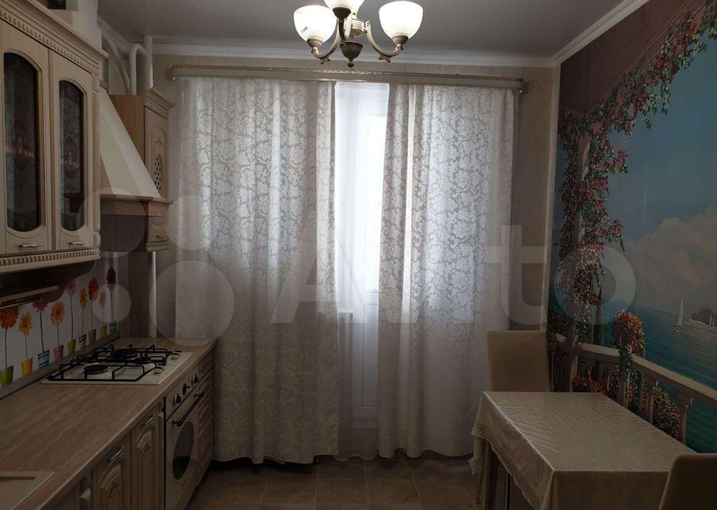 Продажа однокомнатной квартиры село Ромашково, Никольская улица 14к1, цена 7700000 рублей, 2021 год объявление №629333 на megabaz.ru