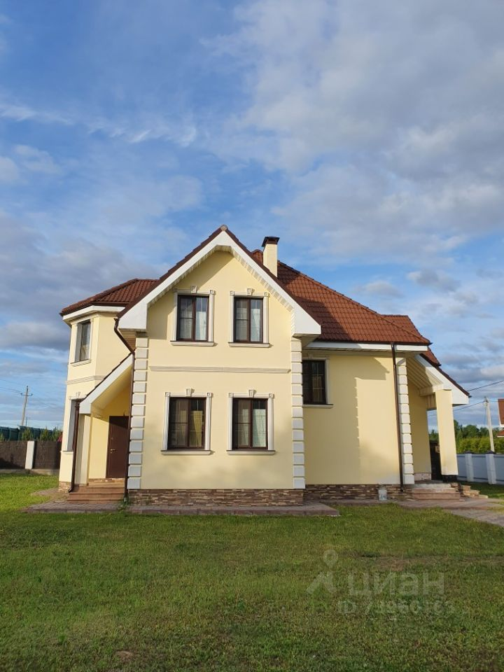Продажа дома деревня Ермолино, Тенистая улица 3, цена 25000000 рублей, 2021 год объявление №629361 на megabaz.ru