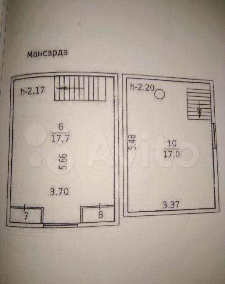 Аренда дома рабочий посёлок Правдинский, улица Мичурина 1, цена 38000 рублей, 2021 год объявление №1398816 на megabaz.ru
