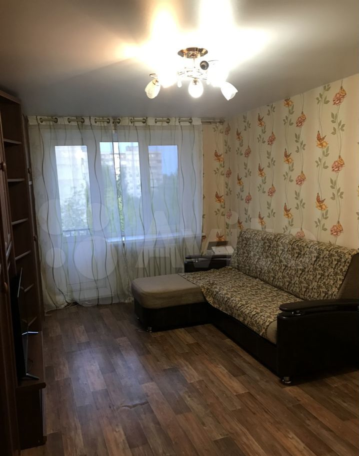 Аренда однокомнатной квартиры Ликино-Дулёво, улица 1 Мая 16А, цена 14000 рублей, 2021 год объявление №1398868 на megabaz.ru