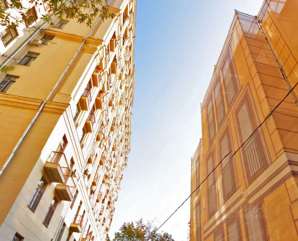 Продажа пятикомнатной квартиры Москва, метро Охотный ряд, Брюсов переулок 8-10с2, цена 63510000 рублей, 2021 год объявление №632244 на megabaz.ru