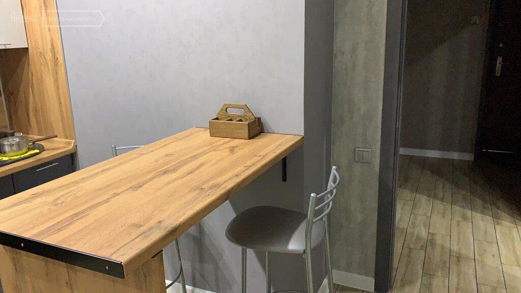 Продажа однокомнатной квартиры поселок Биокомбината, метро Щелковская, цена 4975000 рублей, 2021 год объявление №634356 на megabaz.ru