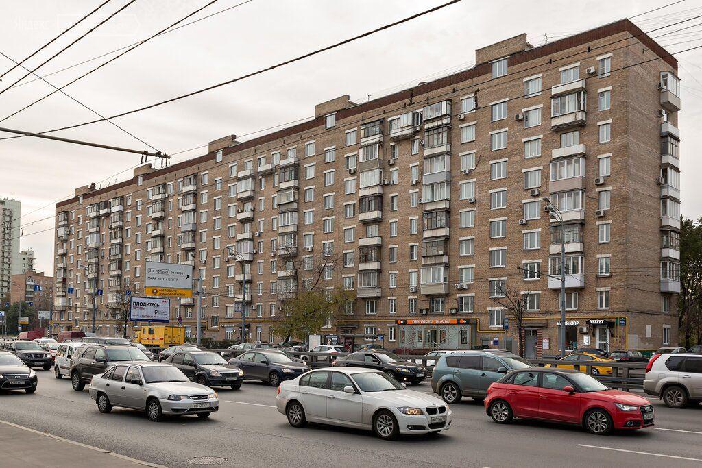 Продажа трёхкомнатной квартиры Москва, метро Рижская, улица Сущёвский Вал 66, цена 21900000 рублей, 2021 год объявление №641989 на megabaz.ru