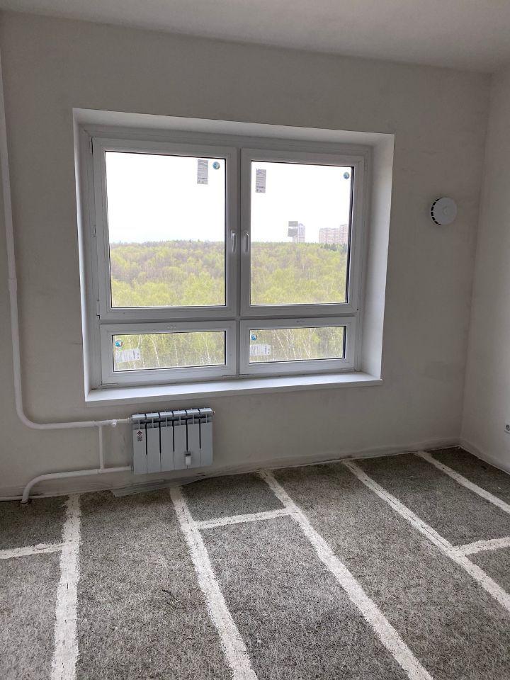 Продажа однокомнатной квартиры поселок Битца, Парковая улица 2, цена 5700000 рублей, 2021 год объявление №631074 на megabaz.ru