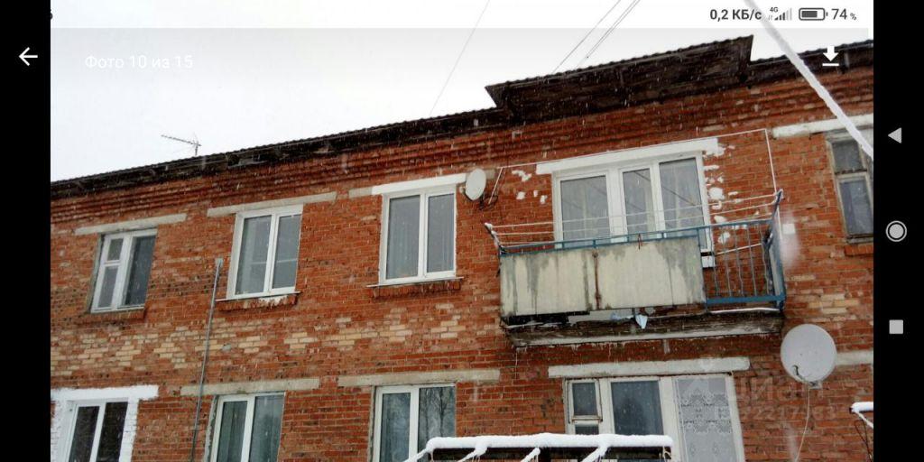 Продажа двухкомнатной квартиры деревня Ермолино, цена 1100000 рублей, 2021 год объявление №622303 на megabaz.ru