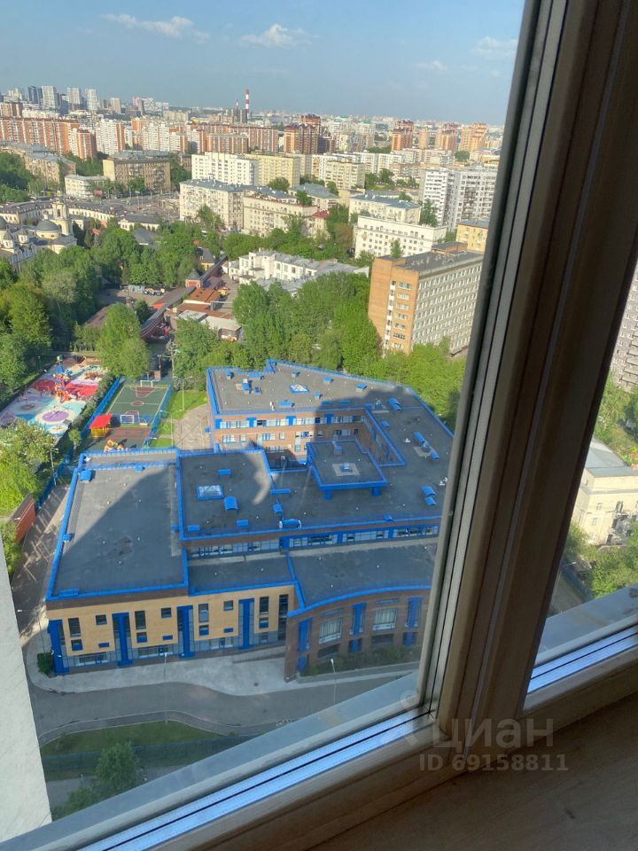 Продажа четырёхкомнатной квартиры Москва, метро Крестьянская застава, Марксистская улица 36, цена 55000000 рублей, 2021 год объявление №630340 на megabaz.ru