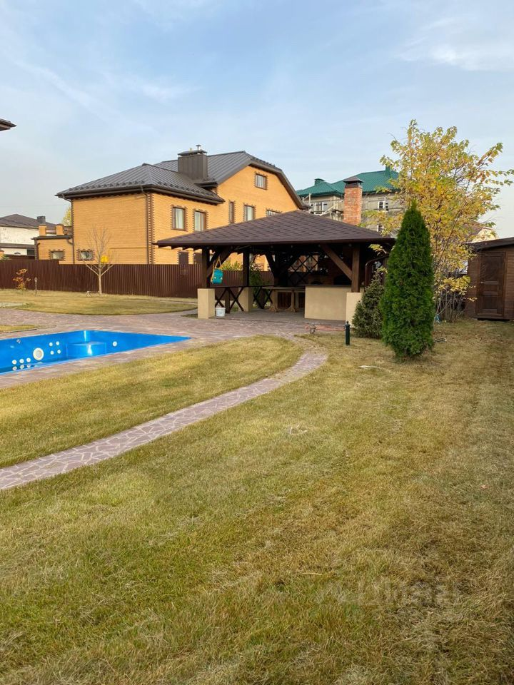 Продажа дома деревня Николо-Черкизово, цена 22000000 рублей, 2021 год объявление №629669 на megabaz.ru