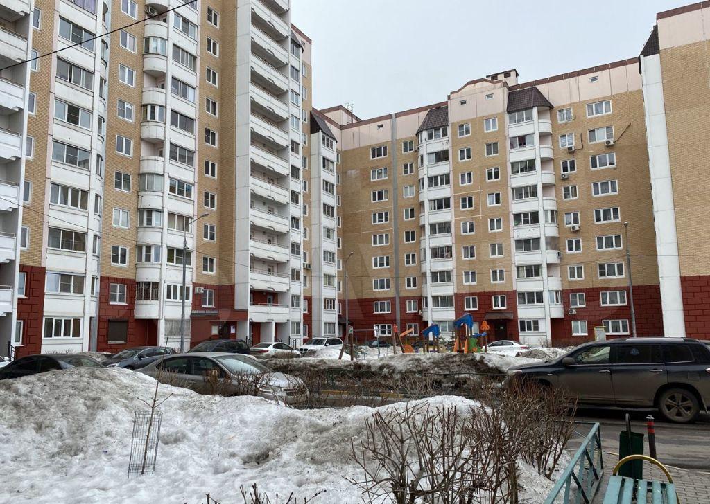 Продажа однокомнатной квартиры поселок Развилка, метро Зябликово, цена 8200000 рублей, 2021 год объявление №629866 на megabaz.ru