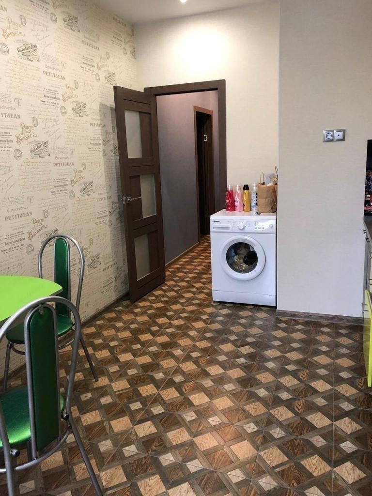 Аренда однокомнатной квартиры поселок Горки-10, цена 27000 рублей, 2020 год объявление №1221199 на megabaz.ru