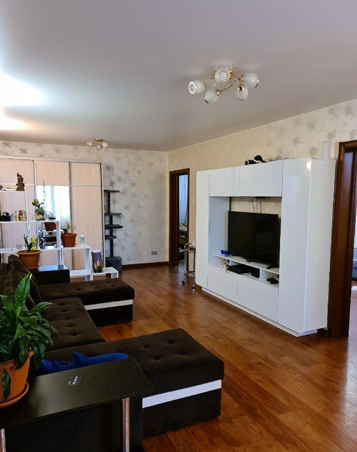 Продажа трёхкомнатной квартиры деревня Брёхово, цена 6700000 рублей, 2020 год объявление №422214 на megabaz.ru