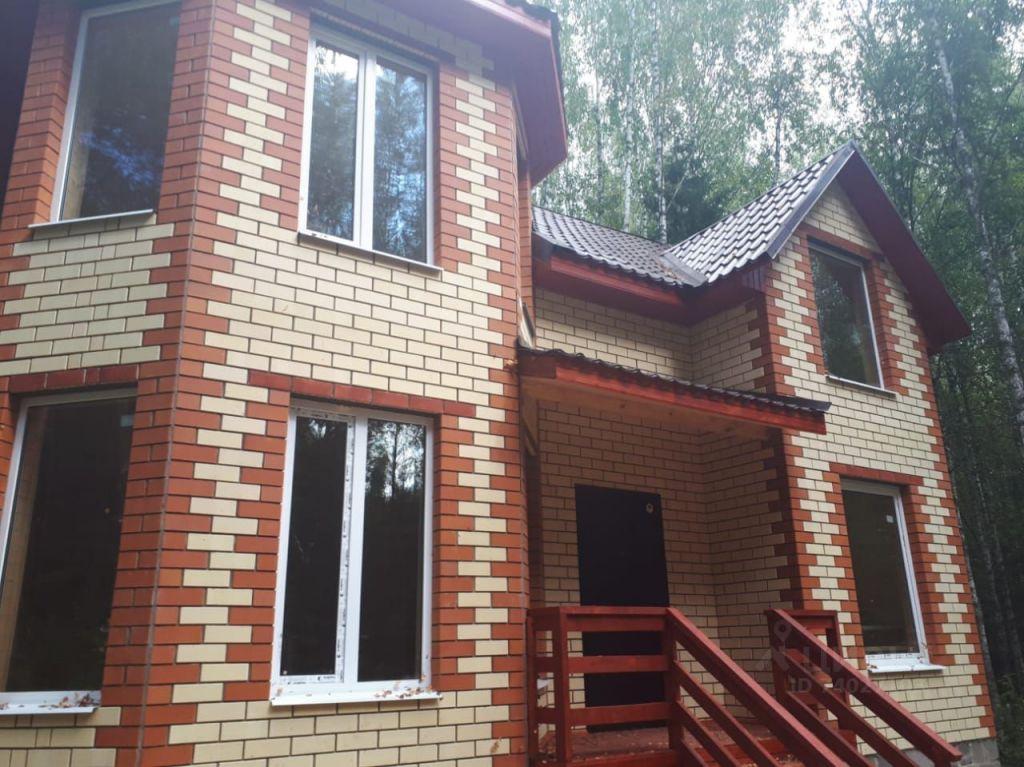 Продажа дома Краснозаводск, цена 4900000 рублей, 2021 год объявление №630092 на megabaz.ru