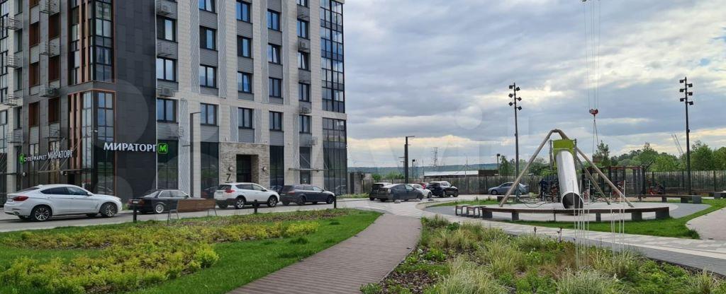 Аренда однокомнатной квартиры Москва, метро Лесопарковая, Варшавское шоссе 168, цена 48000 рублей, 2021 год объявление №1399442 на megabaz.ru