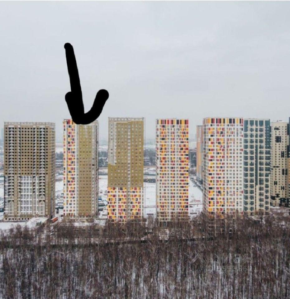 Продажа трёхкомнатной квартиры деревня Раздоры, метро Строгино, цена 14900000 рублей, 2021 год объявление №630957 на megabaz.ru
