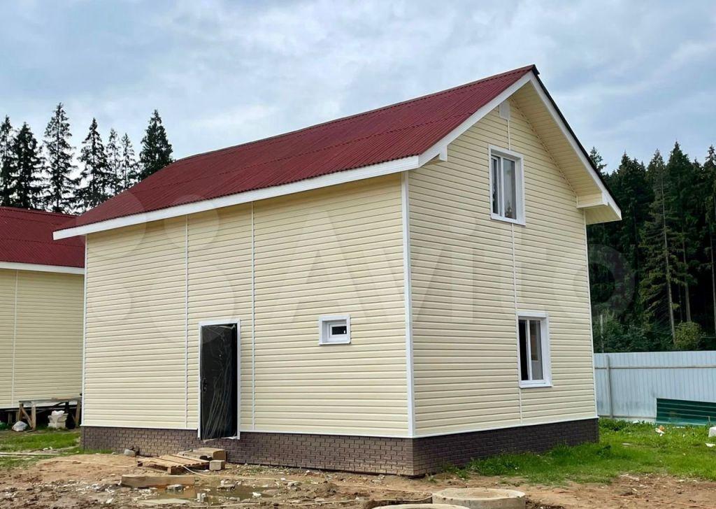 Продажа дома деревня Голиково, цена 7490000 рублей, 2021 год объявление №676911 на megabaz.ru