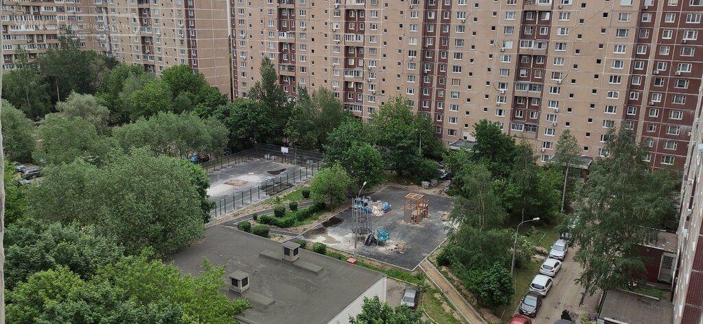 Продажа двухкомнатной квартиры Москва, метро Марьино, улица Перерва 26к1, цена 11000000 рублей, 2021 год объявление №630638 на megabaz.ru