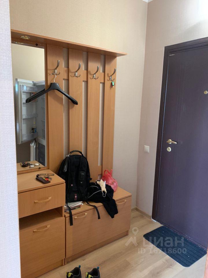 Продажа однокомнатной квартиры деревня Исаково, Рябиновая улица 7, цена 6000000 рублей, 2021 год объявление №630920 на megabaz.ru
