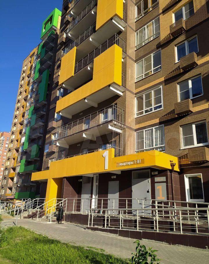 Аренда студии деревня Мисайлово, Молодёжный бульвар 2, цена 20000 рублей, 2021 год объявление №1435349 на megabaz.ru