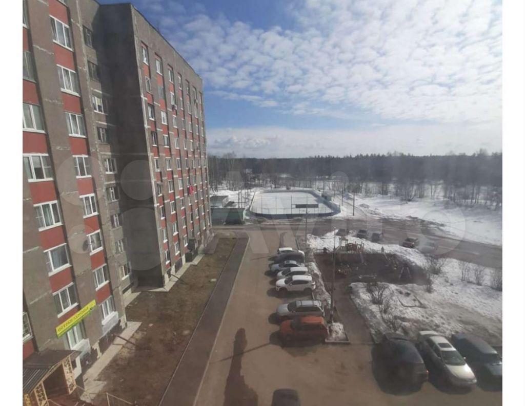 Аренда двухкомнатной квартиры деревня Давыдово, улица 2-й Микрорайон 10Б, цена 9000 рублей, 2021 год объявление №1360844 на megabaz.ru